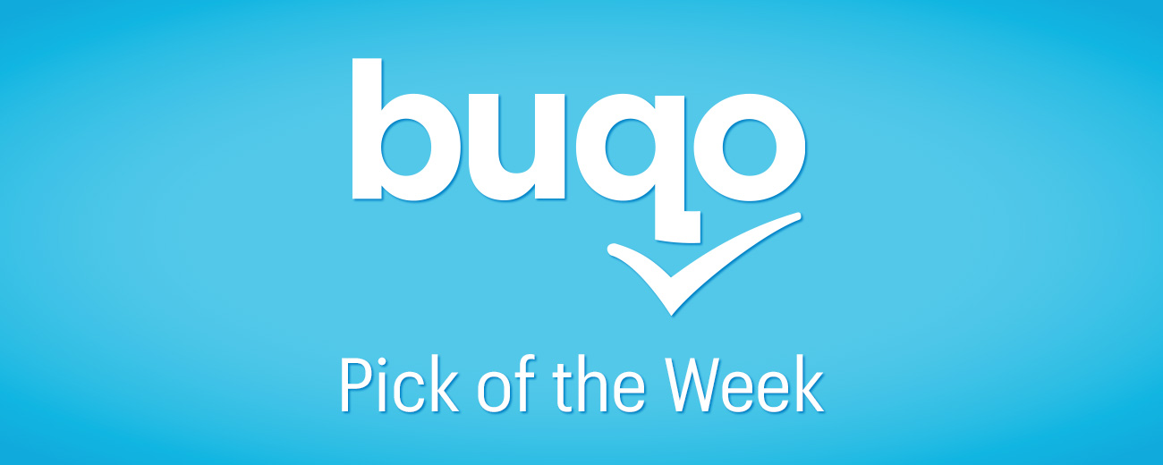 Buqo Pick of the Week