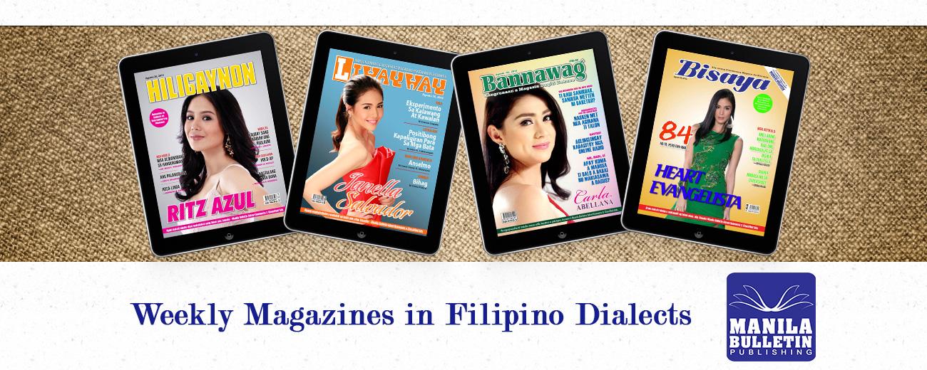Manila Bulletin - Vernaculars