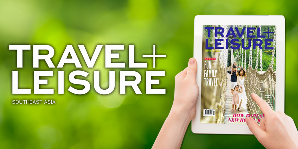 Travel + Leisure Southeast Asia