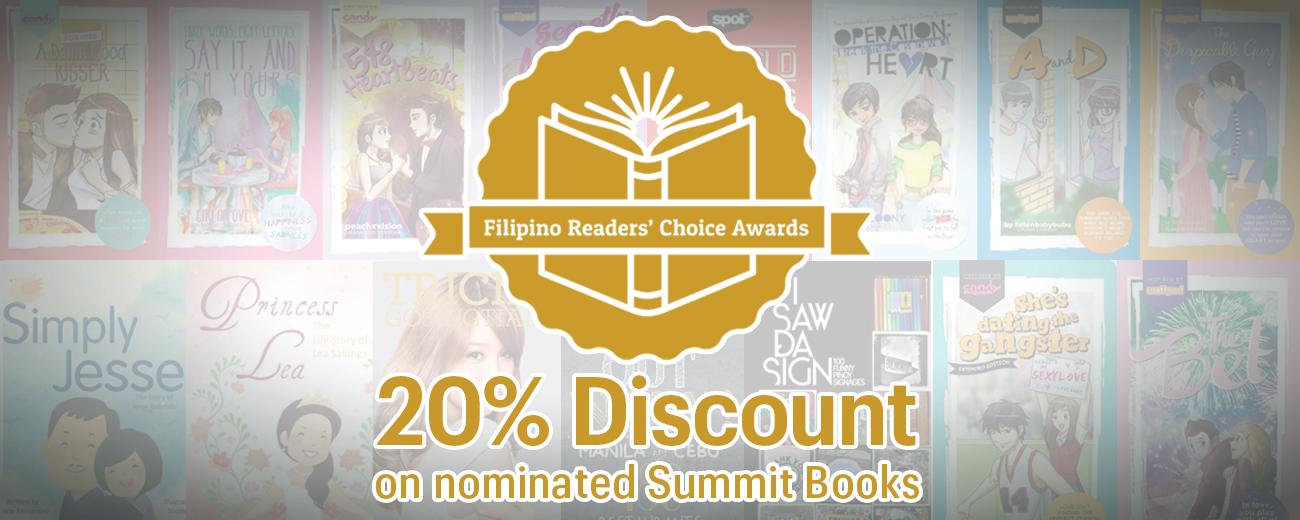Filipino Reader's Choice Awards