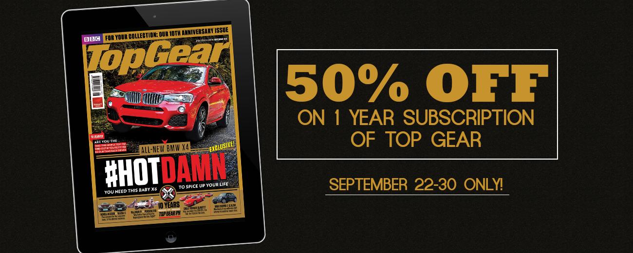 Top Gear 10th Year Anniversary