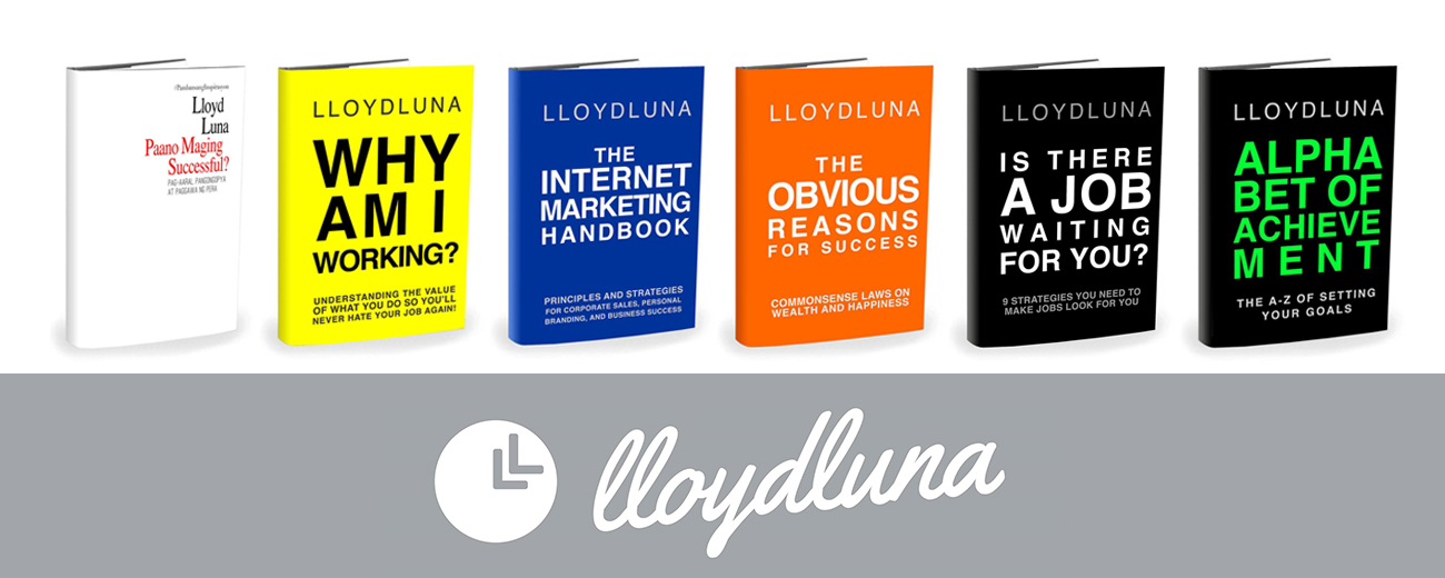 Lloyd Luna Books