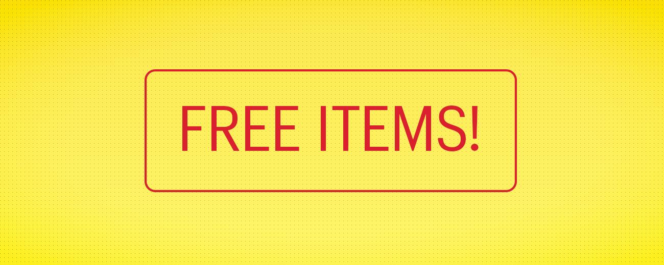 buqo Free Items