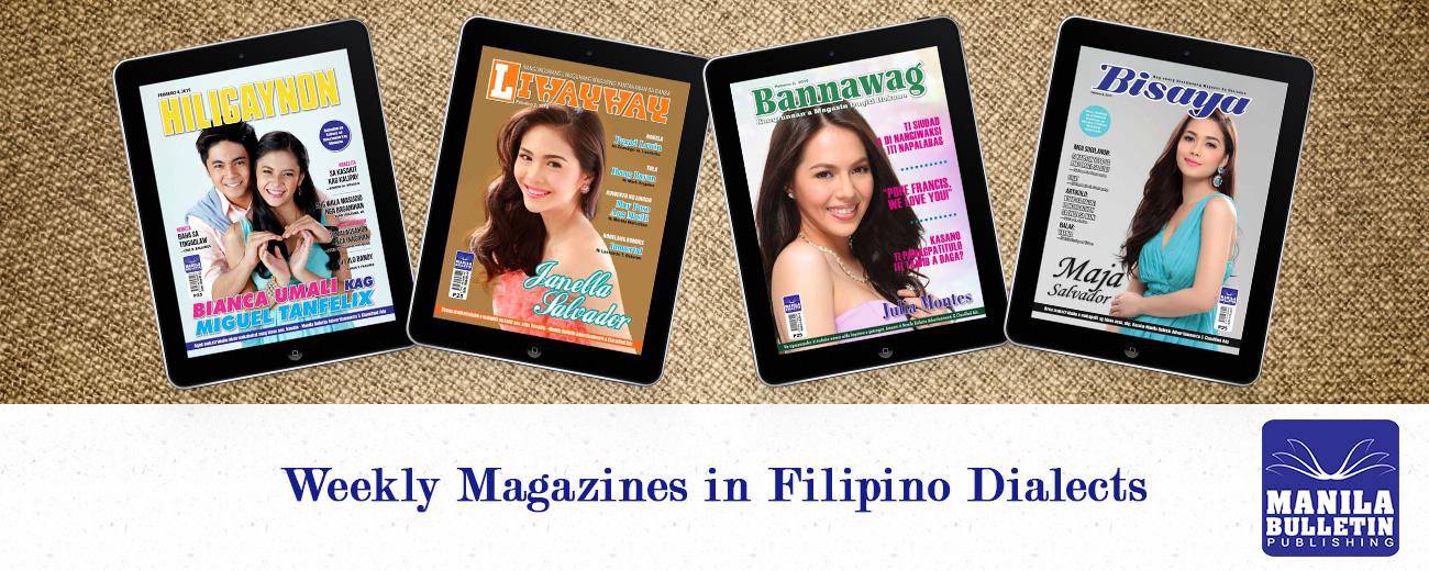 Manila Bulletin Vernaculars